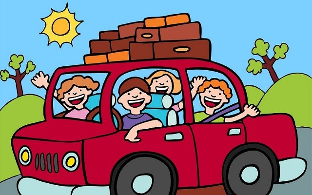 10 conseils pour voyager en voiture avec les enfants. Black Bedroom Furniture Sets. Home Design Ideas