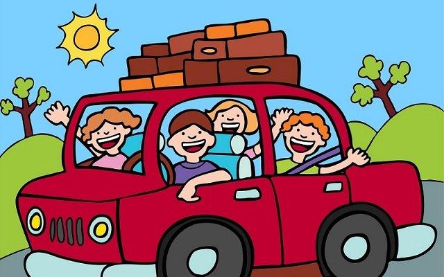 comment faire passer le temps aux enfants en voiture… | l'univers de