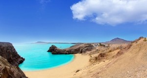 la plus belle plage de lanzarote