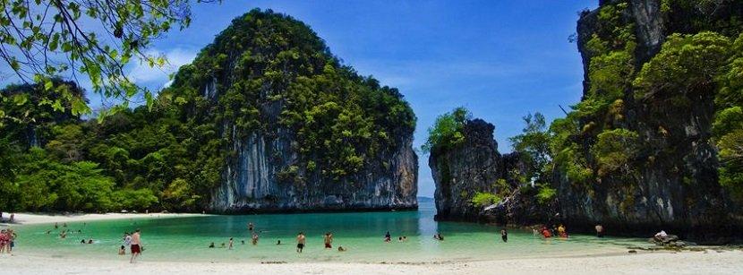 où voyager en thaïlande
