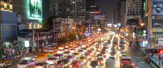 se poser à bangkok