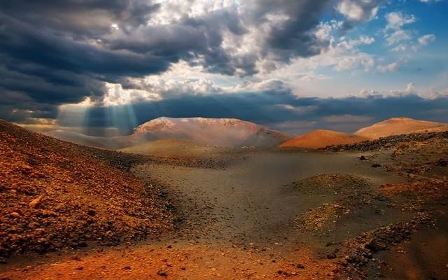 le parc national de Timanfaya