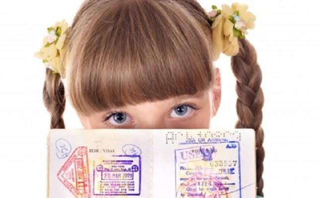 passeport enfant