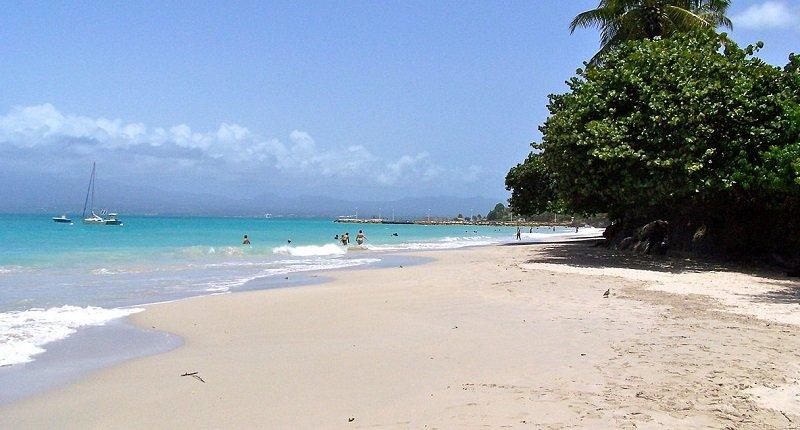 meilleures plages de guadeloupe