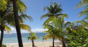 les plages de guadeloupe