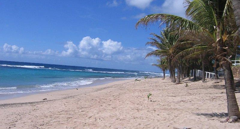 plus belle plage de guadeloupe