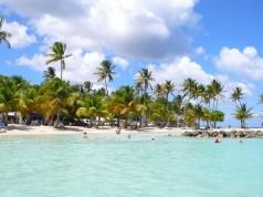 les meilleures plages de guadeloupe