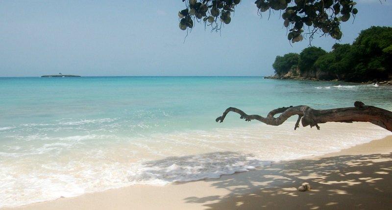 meilleure plage de guadeloupe