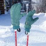 le ski en famille