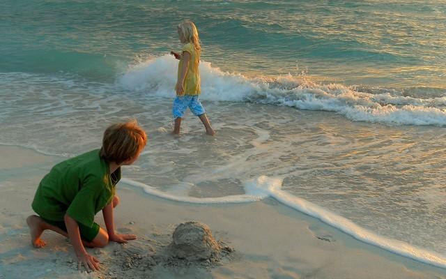 Sélectionnez votre voyage en pensant aux enfants