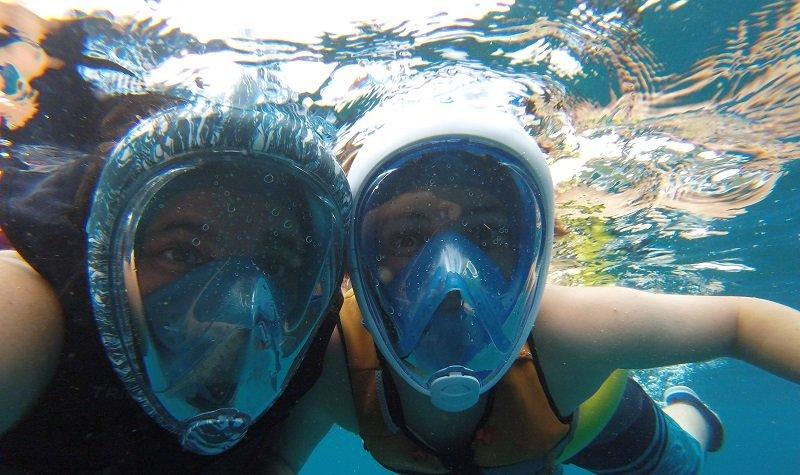 snorkeling plage de malendure