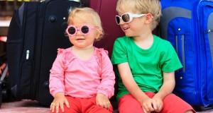 Dix conseils de sécurité pour le voyage avec des enfants