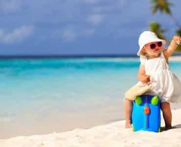 checklist voyage enfant
