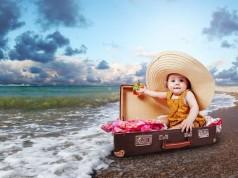 Les destinations à privilégier pour les vacances avec bébé