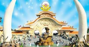 parcs d'attraction au vietnam