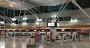 Les points de contrôle de sécurité des aéroports