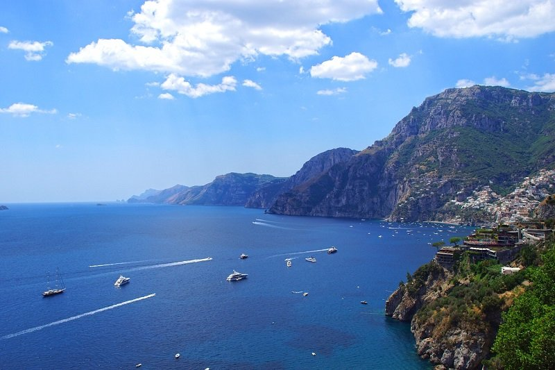 guide cote amalfitaine italie