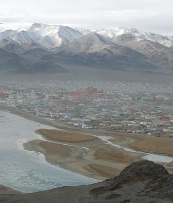 Bayan-Ölgiy en Mongolie