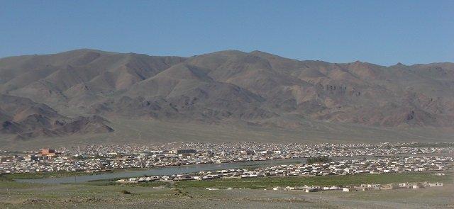 Bayan-Ölgiy Mongolie