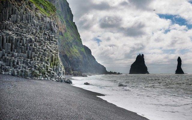 Reynisfjara plage
