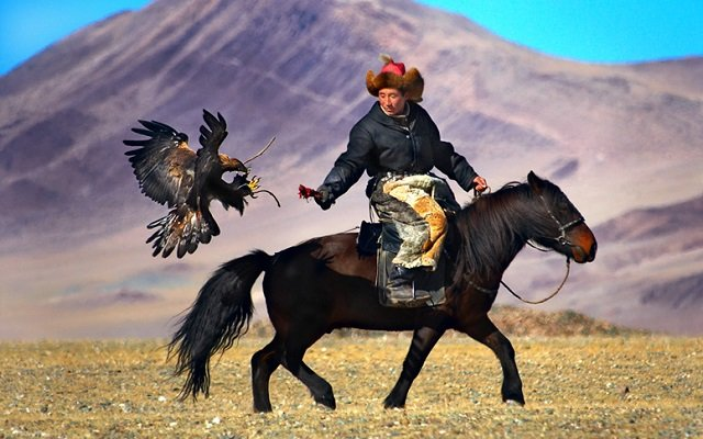 Bayan Ölgiy Mongolie