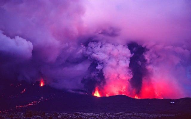 hekla éruption 1980