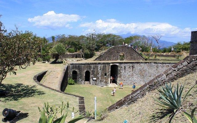 Fort Napoléon en Guadeloupe