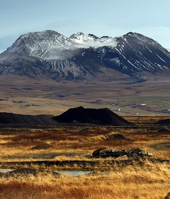 volcan Hekla