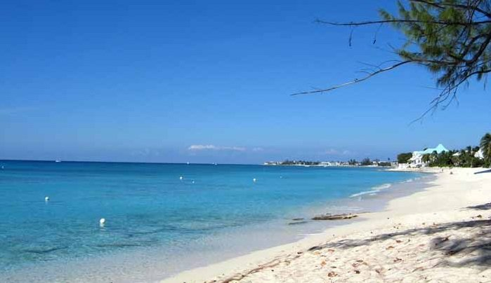 Cemetery Beach grand cayman