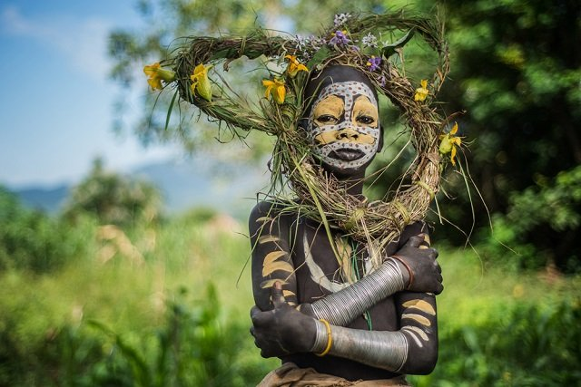 tribu éthiopie