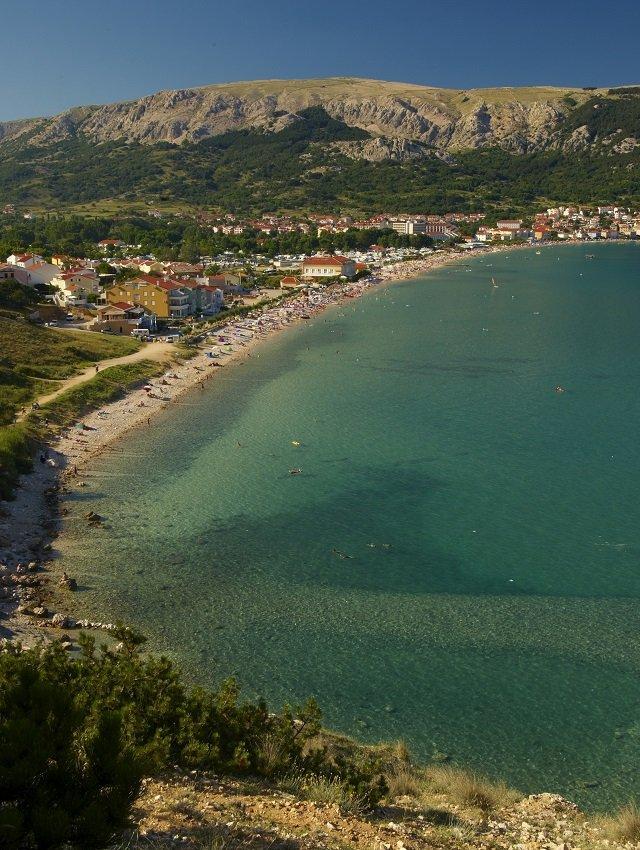 baska en croatie