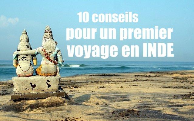 conseils pour un premier voyage en Inde