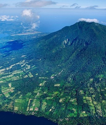 Ometepe au Nicaragua