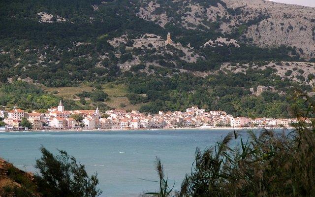 île krk croatie