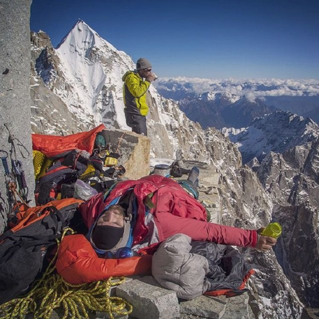 photos d'aventure incroyables de Renan Ozturk