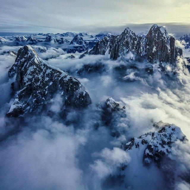photos d'aventure incroyables Renan Ozturk