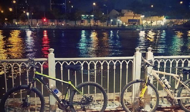 Vietnam à vélo