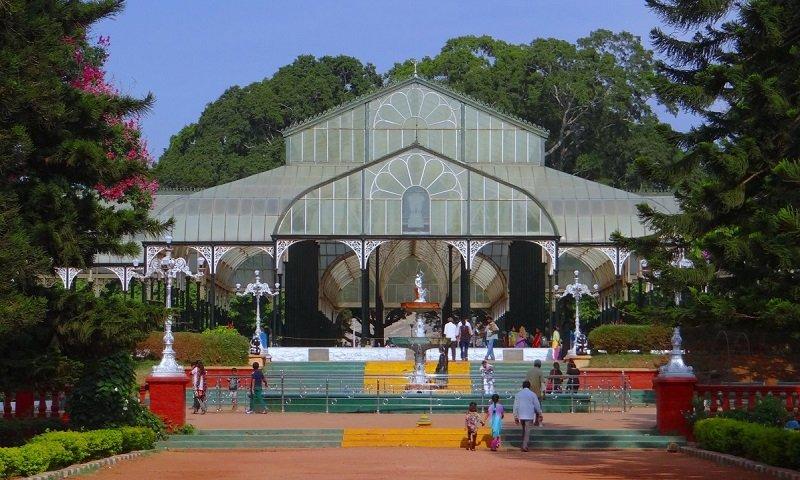 Lal Bagh jardin