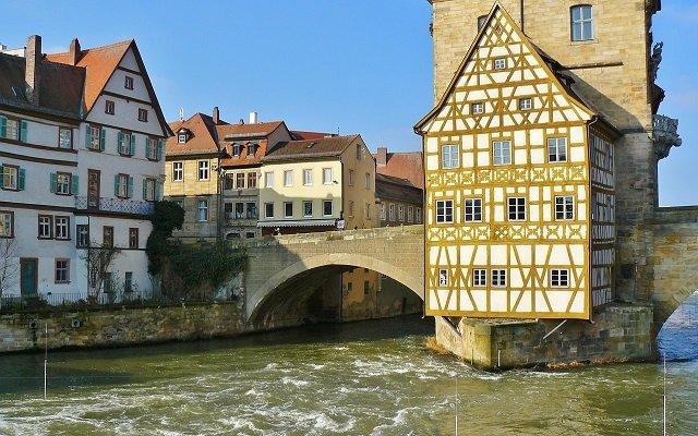 Bamberg en allemagne une ville exquise for Bamberg design hotel