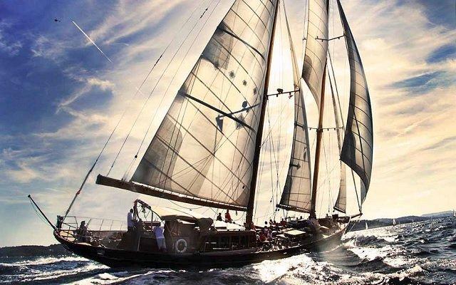 bateau pour une croisière