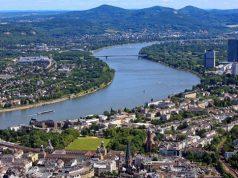 Bonn en Allemagne