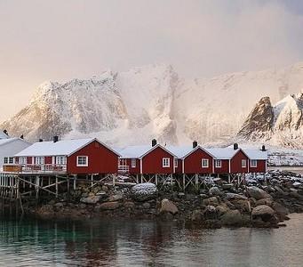 voyage en famille en Norvège