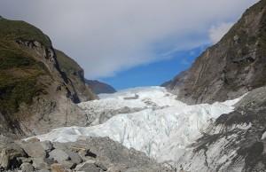 glacier Franz Josef
