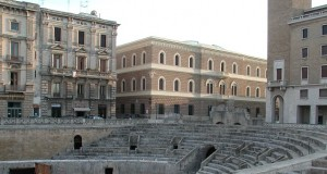 captivante Lecce en Italie