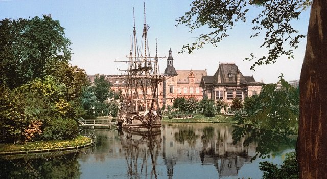 Jardins De Tivoli Un Embleme De Copenhague