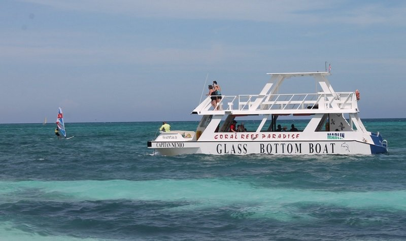 bateau cayo coco