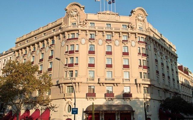 hotels cinq étoiles barcelone
