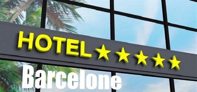 H tels cinq toiles barcelone for Appart hotel 5 etoiles