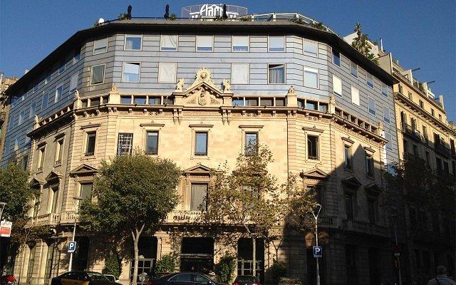 hotel 5 étoiles barcelone