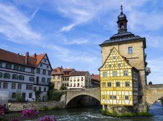 Bamberg en Allemagne